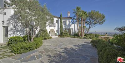 Beverly Hills Single Family Home For Sale: 1270 Shadow Hill Way
