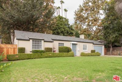 Los Angeles County Rental For Rent: 2245 Canyon Drive