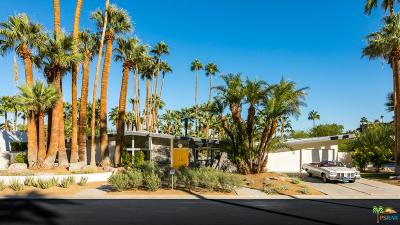 Palm Springs Single Family Home For Sale: 616 North High Road