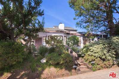 Santa Monica CA Single Family Home Sold: $1,761,500