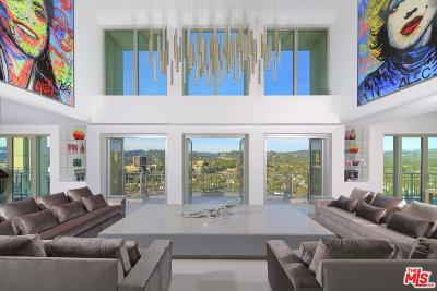 Los Angeles Condo/Townhouse For Sale: 10727 Wilshire #PH4