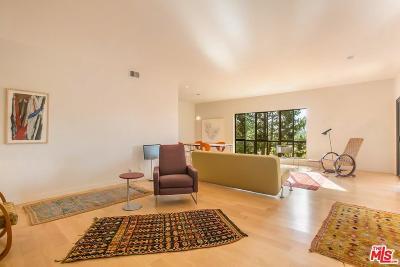 Hancock Park-Wilshire (C18) Condo/Townhouse Sold: 645 Wilcox Avenue #3B