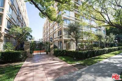 Beverly Hills Condo/Townhouse Closed: 318 North Maple Drive #102