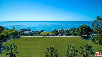 Malibu Residential Lots & Land For Sale: 11865 Ellice Street
