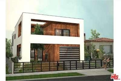 Single Family Home For Sale: 506 North Gardner Street
