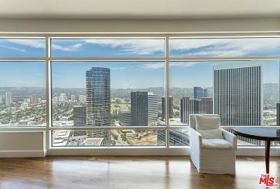 Los Angeles Condo/Townhouse For Sale: 1 West Century Drive #34D