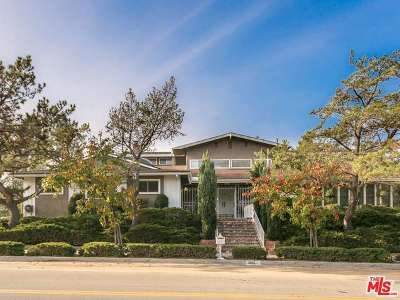 Hollywood Single Family Home Sold: 3203 Canyon Lake Drive