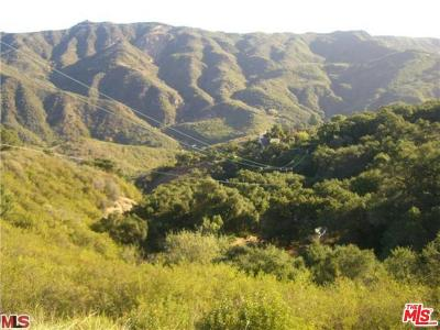 Malibu Residential Lots & Land For Sale: 26333 Ingleside