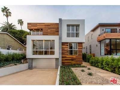 Santa Monica Single Family Home Sold: 2211 Dewey Street