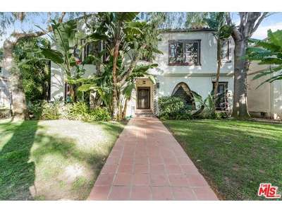 Beverly Hills Condo/Townhouse Sold: 340 North Oakhurst Drive #103
