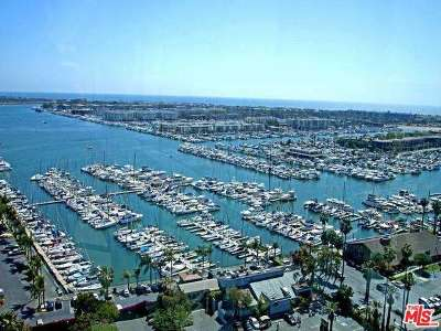 Venice Condo/Townhouse Sold: 13700 Marina Pointe Drive #1207