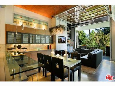 Condo/Townhouse Sold: 1152 North La Cienega Boulevard #103
