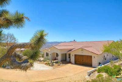 Yucca Valley Single Family Home For Sale: 57401 Bandera Road
