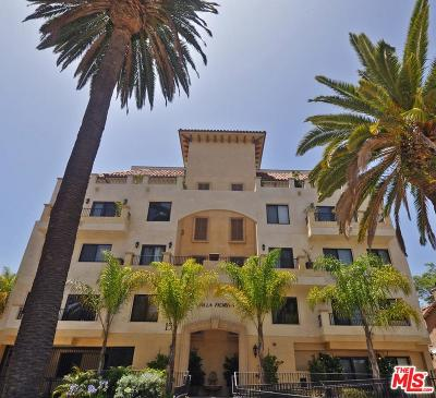 Beverly Hills Condo/Townhouse For Sale: 155 North Hamilton Drive #102
