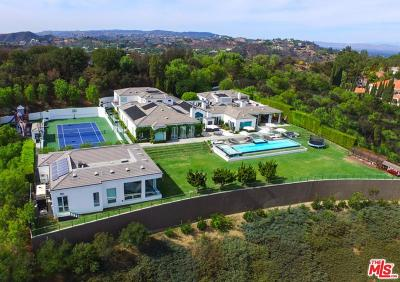 Beverly Hills Single Family Home For Sale: 11951 Crest Place