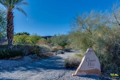 Palm Desert Single Family Home For Sale: 47655 Chapel Hill Road