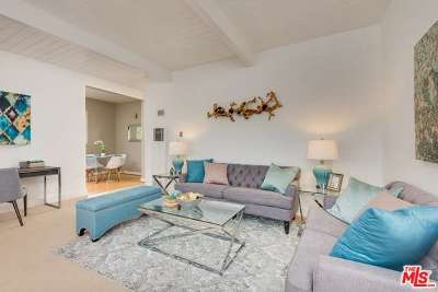 Santa Monica Condo/Townhouse Sold: 2325 Kansas Avenue #7