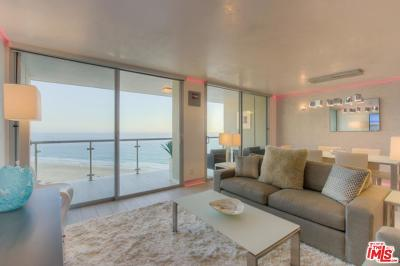 Santa Monica Condo/Townhouse For Sale: 201 Ocean Avenue #1703P