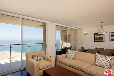 Santa Monica Condo/Townhouse For Sale: 201 Ocean Avenue #P1903