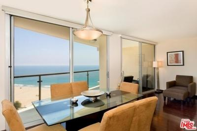 Santa Monica Condo/Townhouse For Sale: 201 Ocean Avenue #P1904