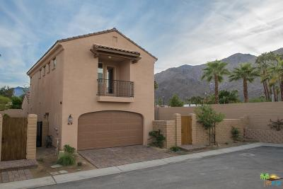Palm Springs Condo/Townhouse For Sale: 419 Tan Oak Drive
