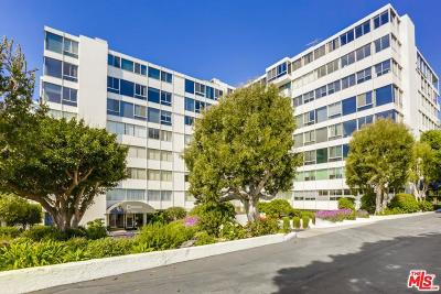 Pacific Palisades Condo/Townhouse For Sale: 17350 West Sunset Boulevard #604
