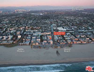 Venice Residential Lots & Land Sold: 25 Rose Avenue