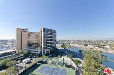 Marina Del Rey Condo/Townhouse Sold: 4316 Marina City #621