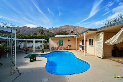 Palm Springs Single Family Home For Sale: 271 East Ocotillo Avenue