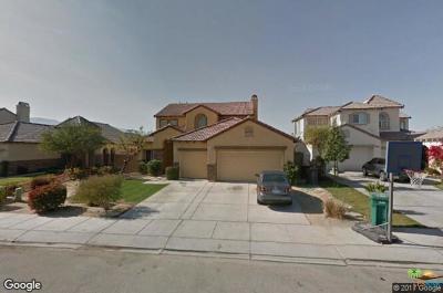 Coachella Single Family Home For Sale: Paseo Cordova
