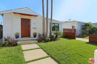Venice Single Family Home Sold: 886 Warren Avenue