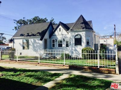 Los Angeles Single Family Home For Sale: 2959 Wellington Road