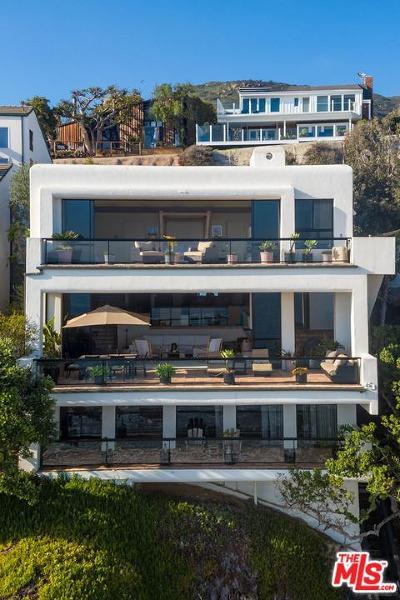 Malibu Single Family Home For Sale: 31516 Victoria Point Road