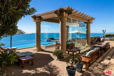 Malibu Single Family Home For Sale: 32453 Pacific Coast Highway