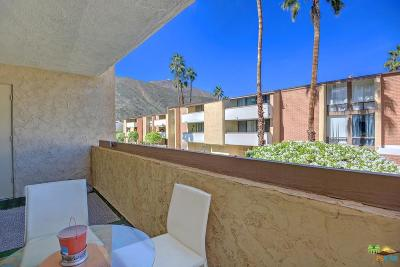 Palm Springs Condo/Townhouse For Sale: 261 East La Verne Way #L