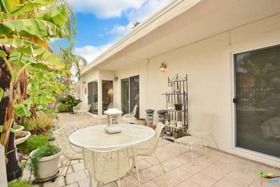 Palm Springs Condo/Townhouse For Sale: 2522 East Morongo Trails