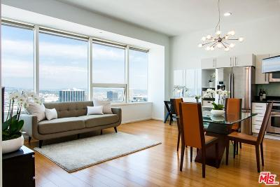 Los Angeles Condo/Townhouse For Sale: 1100 Wilshire #2803