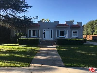 Los Angeles County Rental For Rent: 517 Alta Avenue