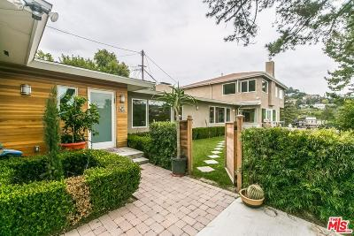 Studio City Single Family Home For Sale: 3486 Berry Drive