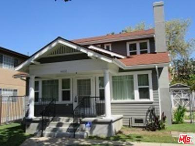 Residential Income Closed: 6631 De Longpre Avenue