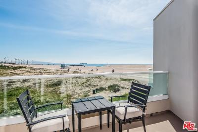 Playa Del Rey Condo/Townhouse Sold: 7301 Vista Del Mar #20