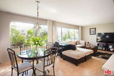 Beverly Hills Condo/Townhouse Closed: 165 North Swall Drive #101