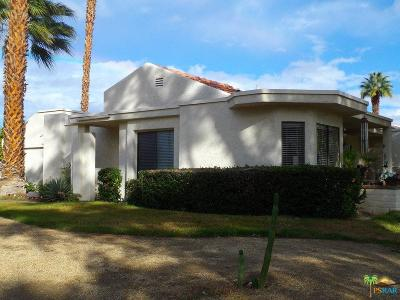Cathedral City Condo/Townhouse For Sale: Paseo Soria