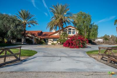 Bermuda Dunes Single Family Home For Sale: 41385 Yucca Lane