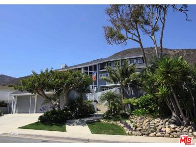 Malibu CA Single Family Home For Sale: $2,789,000