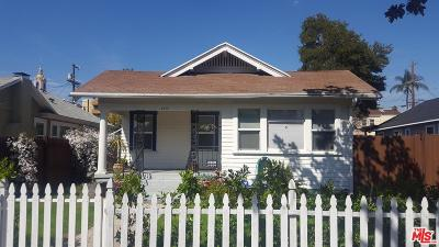 Single Family Home Closed: 6615 West De Longpre Avenue