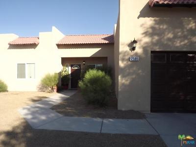 Desert Hot Springs Single Family Home For Sale: 12585 Agua Cayendo Road