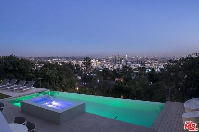 Sunset Strip - Hollywood Hills West (C03) Single Family Home For Sale: 7044 Los Tilos Road