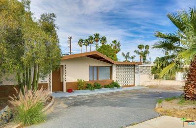 Palm Desert Single Family Home For Sale: 74382 Parosella Street