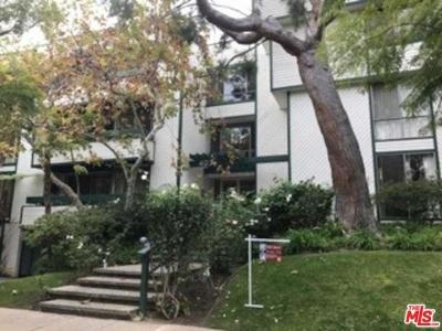 Beverly Hills Condo/Townhouse Closed: 403 North Oakhurst Drive #101